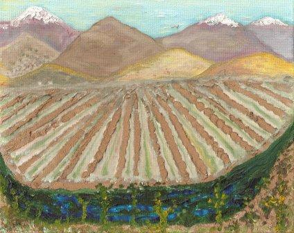 Central Valley Painting